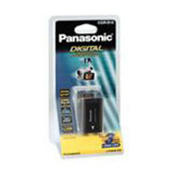 Panasonic-CGR-D16-Battery Packs & Adapters