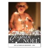 """Joyeux Noël - 5"""" X 7"""""""