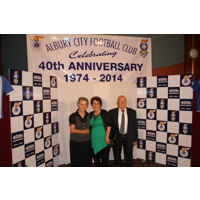 ALBURY CITY FOOTBALL CLUB (PART 2)