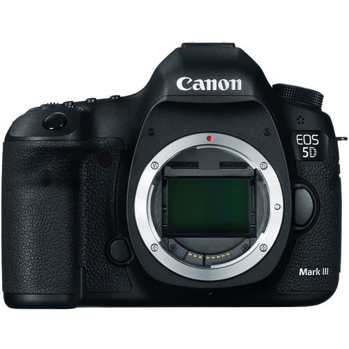 Canon-EOS 5D Mark III - Body Only - Black-Digital Cameras