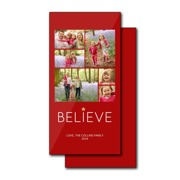 Cardstock 2 sided 4X8