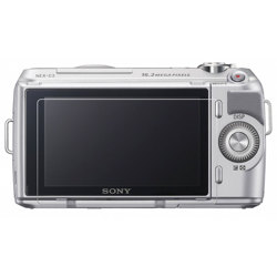 Phantom Glass-Sony NEX 3C Screen Protector-Miscellaneous Camera Accessories