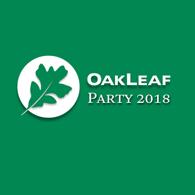Oak Leaf Party 2018
