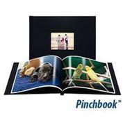 Book Classic Linen Window 6x8