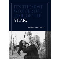 Wonderful Times: 10pk Holiday Cards
