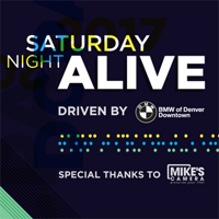 Saturday Night Alive at the DCPA