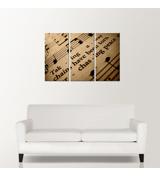36x24 (3-12x24 Wood Panels)