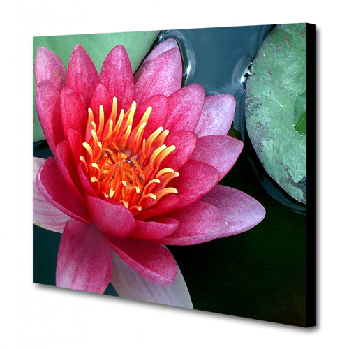A3 - 29.7 cm x 42 cm Canvas - 1.5 inch Black Wrap