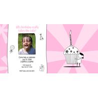 Cupcake - 4 x 8 Version 1