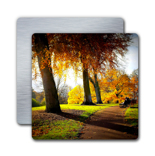 "4x4"" Single Layer HD Metal Single Image"