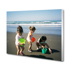10 x 8 Canvas - 0.75 inch White Wrap