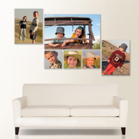 Summit Canvas Collection