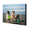 18 x 12 Canvas - 0.75 inch Black Wrap