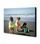18 x 12 Canvas - 1 inch Black Wrap