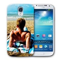 Galaxy S4 Plastic Cover