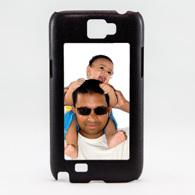 Galaxy Note 2 - Black Illusion Case