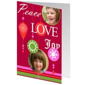 Peace, Love, Joy