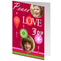 J3 Peace, Love, Joy set of 25 cards