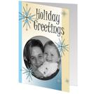 Holiday Greetings Stars