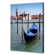 8x10 Vertical - Image Wrap - Thin Bars