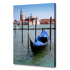 8 x 10 Portrait/Vertical Canvas - 1.25 inch Image Wrap