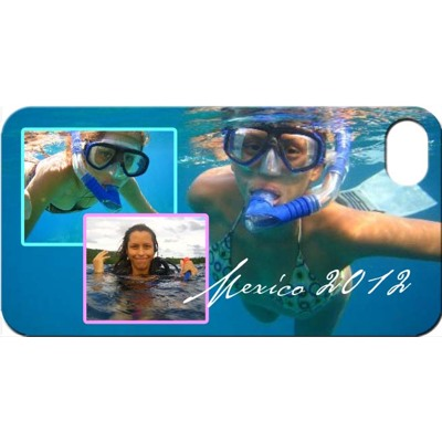 iPhone 4/4S Cover - horizontal (freestyle)