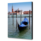 11 x 14 Inch Horizontal Canvas - 20mm Black
