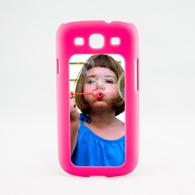 Galaxy S3 - Pink  Illusion Case