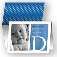 5x7  Folded Card