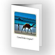 5x7 Vertical Folded Card