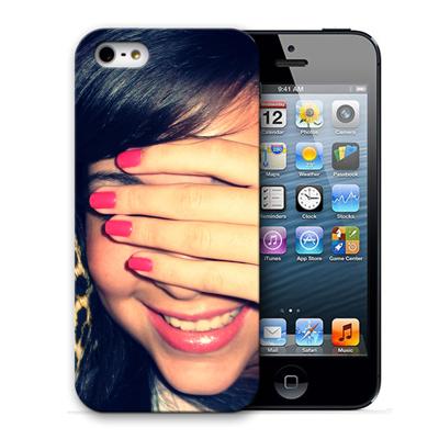 iPhone 5/5S Plastic Cover