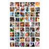 24x36 - 54 Photos Collage