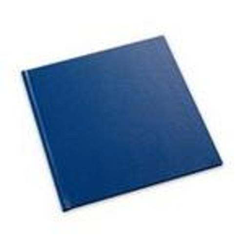 12 x 12 (HP) Basic Blue Linen Photo Book