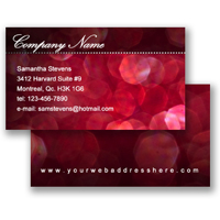 Business Card (Freestyle Layout 10)