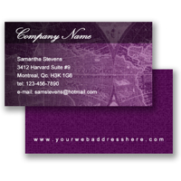 Business Card (Freestyle Layout 11)