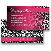 Business Card (Freestyle Layout 16)