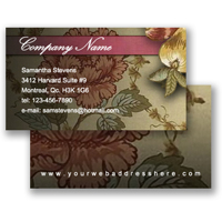 Business Card (Fixed Layout 19)