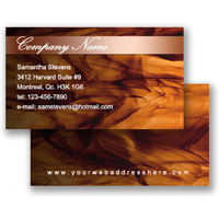 Business Card (Fixed Layout 22)
