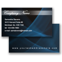 Business Card (Fixed Layout 24)