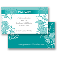 Business Card (Fixed Layout 25)