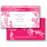 Business Card (Fixed Layout 26)