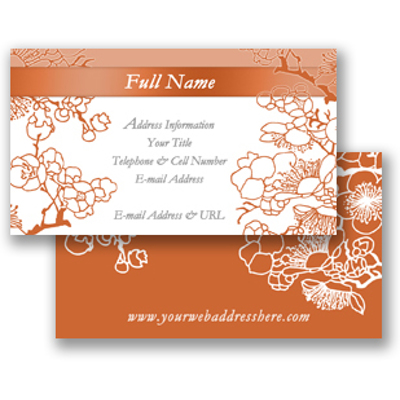 Business Card (Fixed Layout 28)