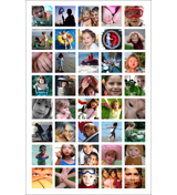 40 Photos Collage