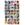 """11"""" x 17"""" collage 40 photos with white border"""