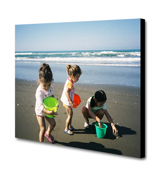 36 x 24 Canvas - 0.75 inch Black Wrap