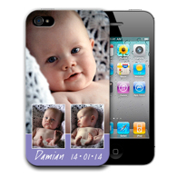 iPhone 4/4S Plastic Cover