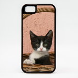 iPhone 5 - Black Reflection Case