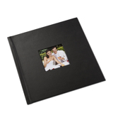 12 x 12 Hard Cover Photo Book with window