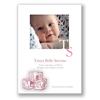 Baby Blocks A - Pink