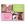 Country Monogram - Pink